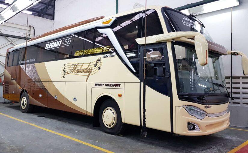 Sewa Bus Pariwisata Untuk Perjalanan Kantor