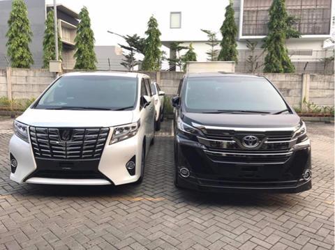 Sewa Mobil Alphard Di Bogor
