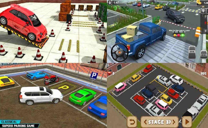 Inilah Games Parkir Mobil, Dijamin Skill Parkirmu Bertambah